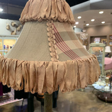 Load image into Gallery viewer, Ribbon Fringe Shade Lamp