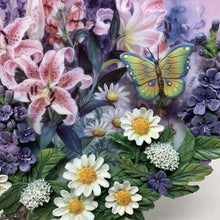 Load image into Gallery viewer, Floral Medley First in Lena Liu's Garden Treasures
