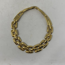 Load image into Gallery viewer, Givenchy Gold Tone Choker