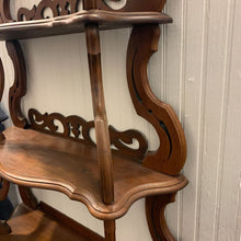Load image into Gallery viewer, 19th Century Walnut Etagere