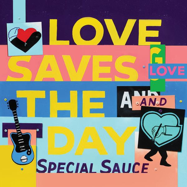 G. LOVE & SPECIAL SAUCE - Love Saves The Day - VINYL