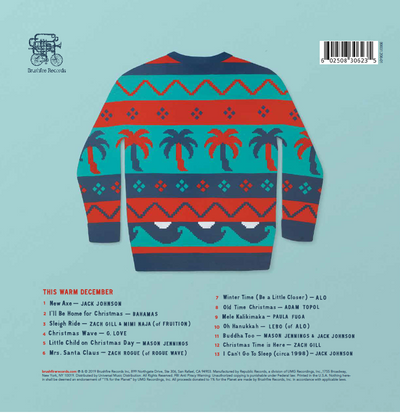 This Warm December, A Brushfire Holiday, Vol. 3 Vinyl
