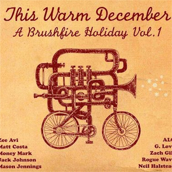 This Warm December: A Brushfire Holiday Volume. I - CD