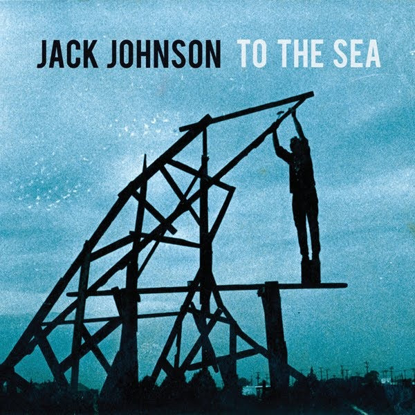 JACK JOHNSON - To The Sea - VINYL
