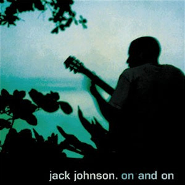JACK JOHNSON - On and On - VINYL
