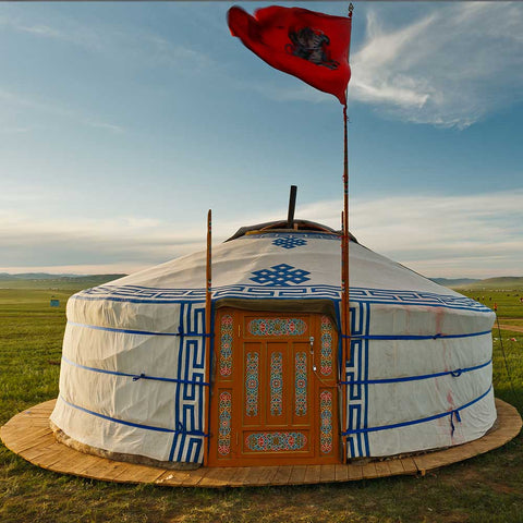 Wild Steppes (Couple Approved) - MONGOLIA $3999