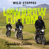 Wild Steppes (Couple Approved) - Lowbrow Customs Edition - MONGOLIA $3999