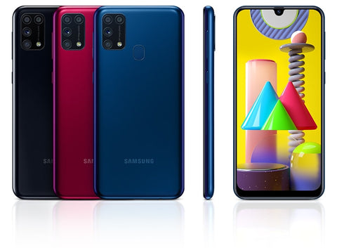 Samsung Galaxy M31 ,128GB