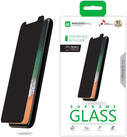 Amazing Thing iPhones Glass Screen Protector - Supreme Glass