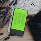 Goui Lux 10000mAh Qi Power Bank Type C Rubber Suction Cup