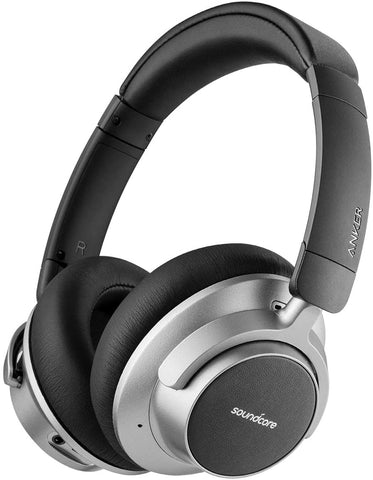 Anker Soundcore Space Headphone With Touch Control Grey