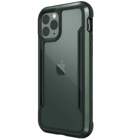 X-Doria Defense Shield- Midnight Green for iPhone 11 Pro Max