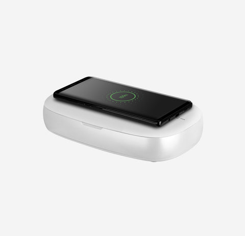 Momax Q Power UV-Box UV Sanitizing Box with Wireless Charging