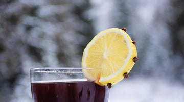 Mulled Elderberry Sipper