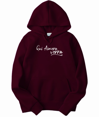 SWEAT CAPUCHE UNISEXE