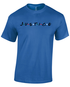 Justice T-Shirt (Unisex) - Custom Prints By Me LLC