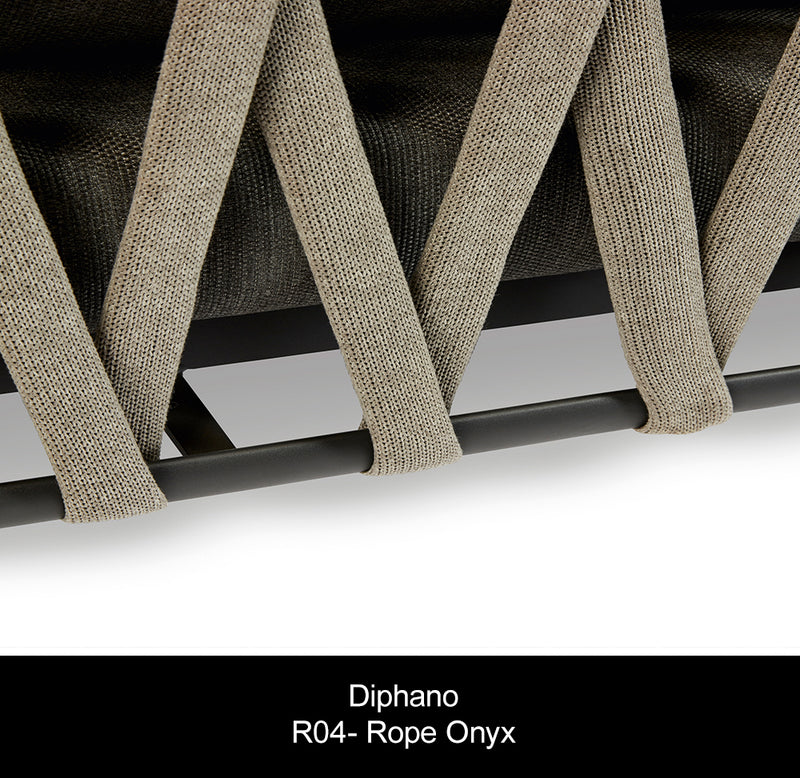 Diphano, Switch Rope 2,5 sits loungebank