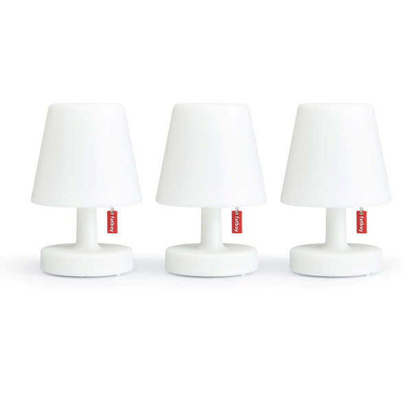 Fatboy oplaadbare lamp, Edison The Mini (set van 3 lampjes)