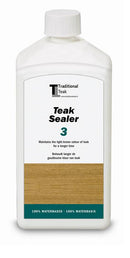 Traditional Teak, Teak Sealer 3