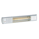 Burda terrasverwarming, Term 2000 IP67 Ultra low glare, alu