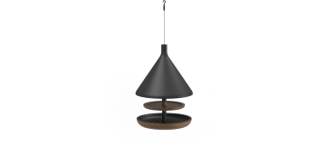 Gloster bird feeder en nesting box