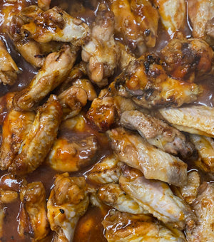 BBQ Chicken - Wings