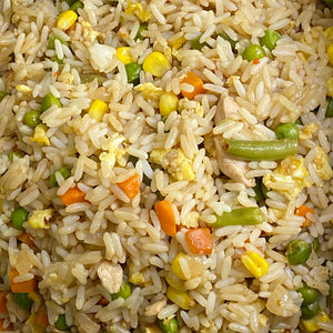 Fried Rice (Parve)