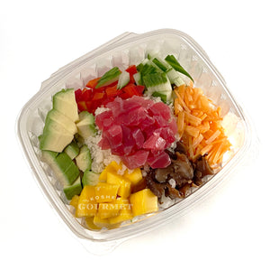 Poke Bowl with Tuna
