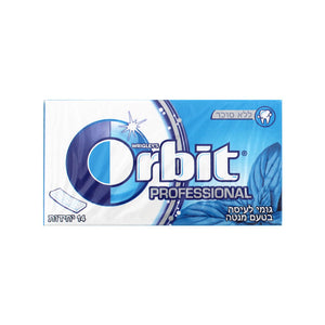 Orbit Professional Peppermint Gum - 14 Pack