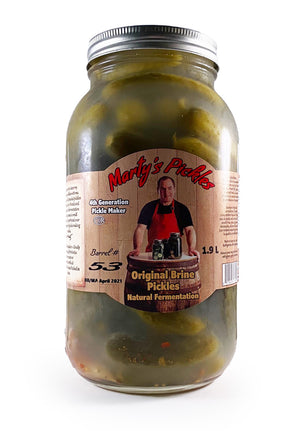 Original Brine Pickles - 1.9L