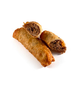 Pulled Beef Egg Roll