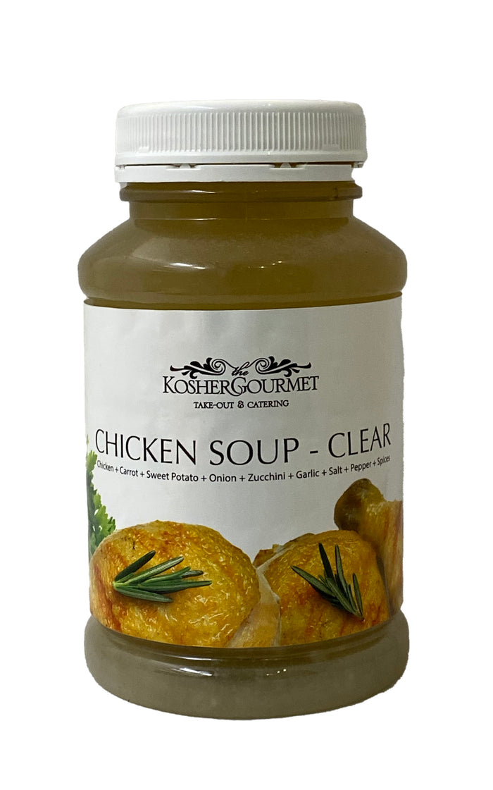 Chicken Soup - Clear