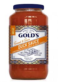 Sweet and Sour Duck Sauce