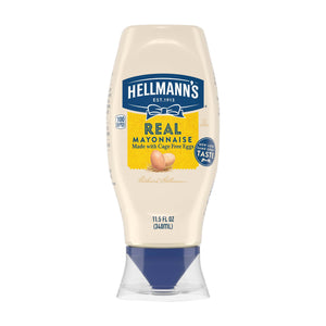 Real Mayonnaise Squeeze Bottle