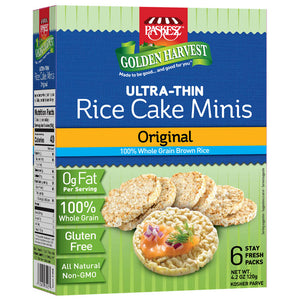 Ultra-Think Rice Cake Minis