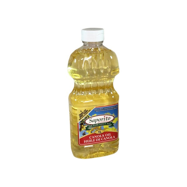 Canola Oil - 1L