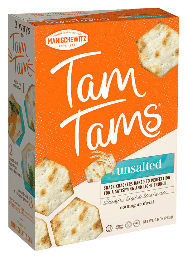 Unsalted Tam Tams