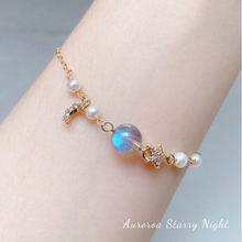 Load image into Gallery viewer, Crystal Bracelet - Starry Night