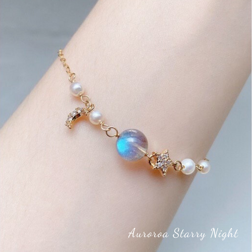 Crystal Bracelet - Starry Night