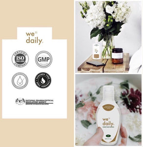 Well Daily Hand sanitiser sg hand sanitizer singapore alcohol rub sterilise sterilize kill germ singapore Dettol Life Buoy Hospital Grade wipes anti bacterial We11 daily