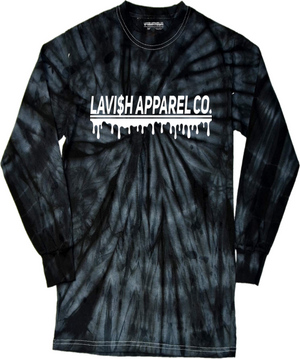 "Lavi$h Dryp Long Sleeve Tee ""Skeleton"""