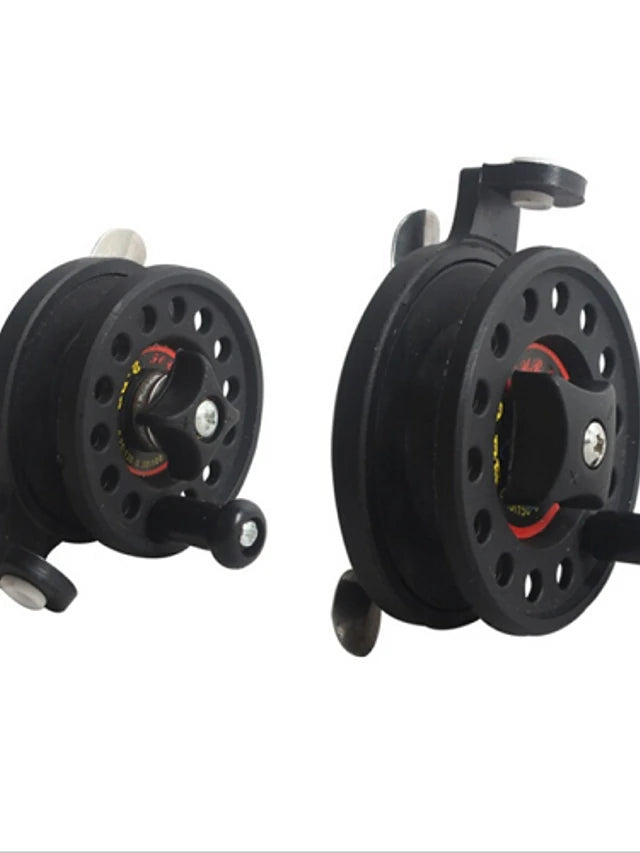 Fishing Reel Fly Reel / Ice Fishing Reels 1:1 Gear Ratio+2 Ball Bearings Right-handed Fly Fishing / Ice Fishing - FX50