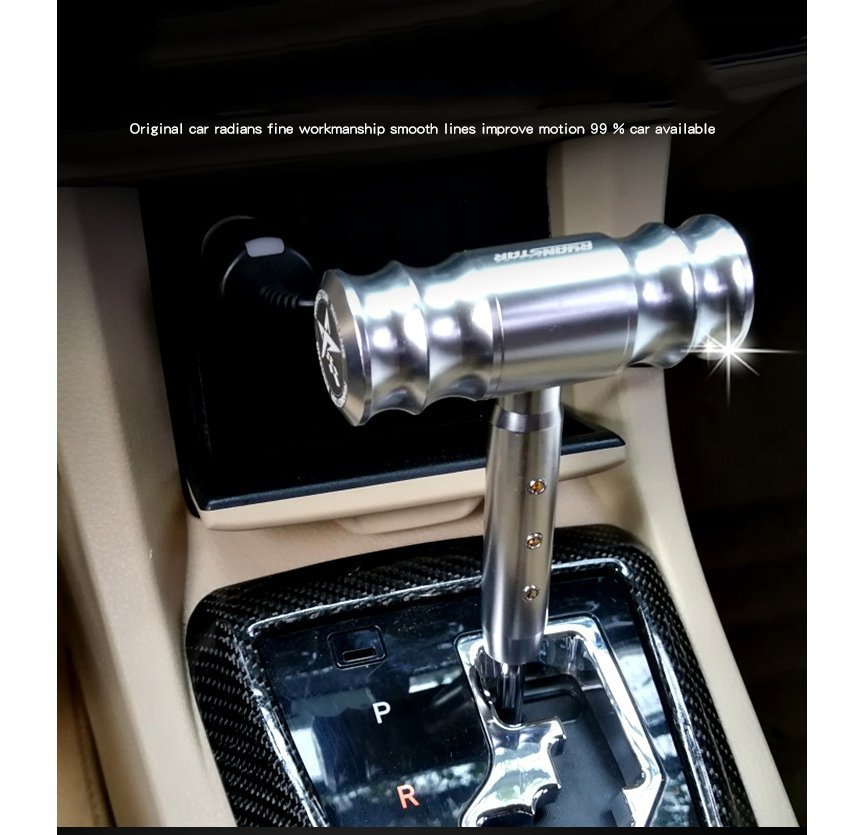 Airplane Lever Shift Gear Knob