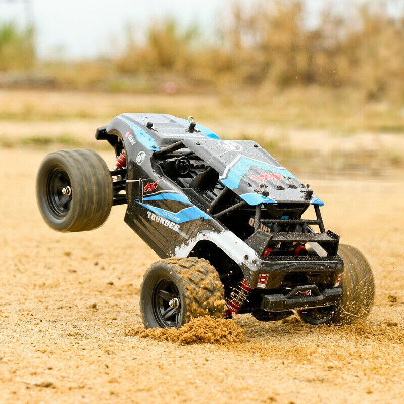 LeadingStar 40+MPH 1/18 Scale RC Car 2.4G 4WD High Speed Fast Remote Controlled Large TRACK