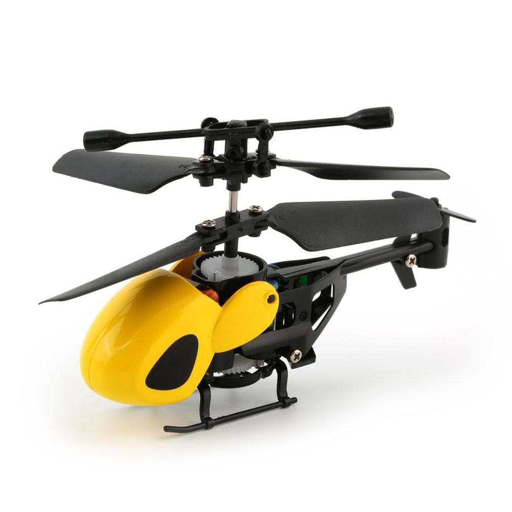 NEW Mini RC Helicopter Kid's RC Drone Toy