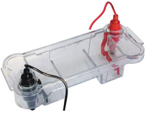 GEL ELECTROPHORESIS UNIT  (HORIZONTAL)