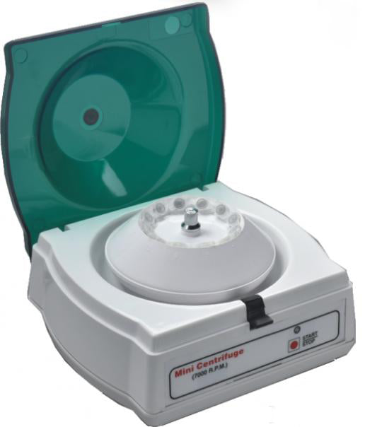 MINI CENTRIFUGE, SPEED 7000 RPM