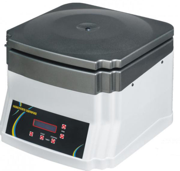 COMPACT LABORATORY CENTRIFUGE DIGITAL, MAXIMUM SPEED 4400 RPM