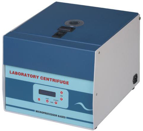 REVOLUTIONARY GENERAL PURPOSE LAB. CENTRIFUGE DIGITAL, MAX SPEED 5200 RPM
