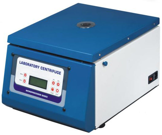 REVOLUTIONARY MICROPROCESSOR LABORATORY CENTRIFUGE BRUSHLESS MAX SPEED 6000 RPM PREMIUM MODEL